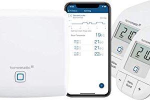 BILD-Edition, 154589A0 – Homematic IP Smart Home Set Heizen