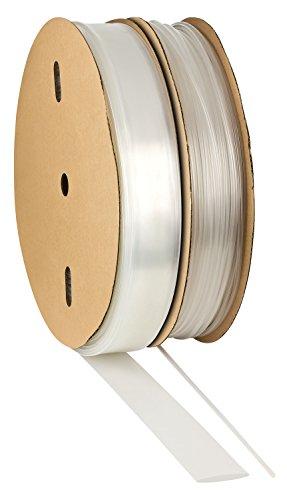 Schrumpfschlauch 2:1 transparent/klar Auswahl aus 10 Größen und 6 Längen Meterware von ISO-PROFI® hier: Ø10mm – 2 Meter
