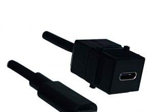 Bachmann 917.121 USB Keystone Typ C 3.1 sw