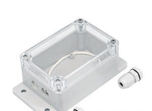 SONOFF IP66 Wasserdichte Anschlussdose Kunststoff Kabel Drahtanschluss Stopfbuchse Wasserfeste Shell Unterstützung Sonoff Basic / RF / Dual / Pow für Weihnachtsbaum Lichter