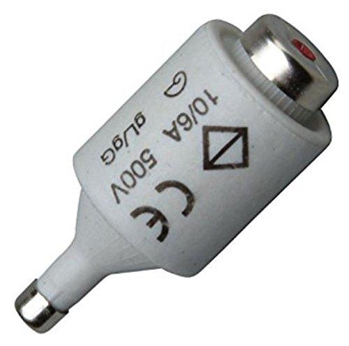 Kopp 325100087 DIAZED-Sicherungseinsatz, 500V