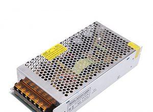 JOYLIT Schaltnetzteil Konverter DC 12V 10A 120W Netzteil Transformator für LED Streifen Licht