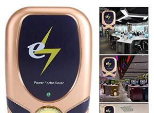 Xrten Power Energy Saving Stromspar Box Geräte,Energiesparende BoxEU Stecker