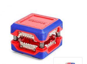 WORKPRO® Abisolierzange Entmanteler Kabelabisolierer Schneidzange DIY 6-24 AWG Kabeldurchmesser von 0.5-4.1 mm Magic Box Volldraht Einzigartiges kompaktes Design