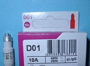 Rev 791158 Schmelzeinsatz Sicherung, weiß