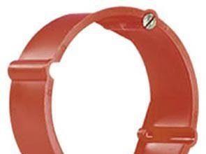 f-tronic Putzausgleichsringe, 24mm tief, Schraubabstand 60mm, E132, Inhalt: 50, Stück