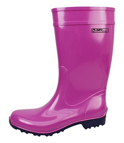 Top 8 Gummistiefel Damen Pink 41 – Damen-Stiefel