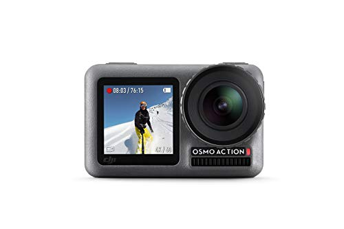 Top 10 DJI OSMO Action Cam – Actionkameras