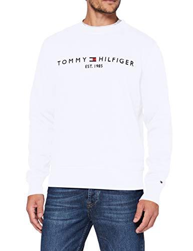 Top 5 Tommy Hilfiger Pullover Herren Weiß – Pullover für Herren