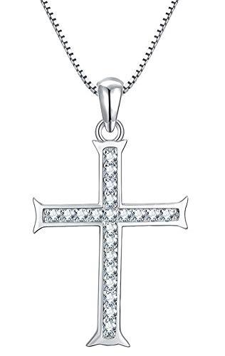 Top 9 Halskette Männer Kreuz Silber – Ketten für Herren