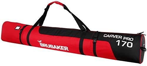 Top 10 Brubaker Skisack 170 – Skitaschen