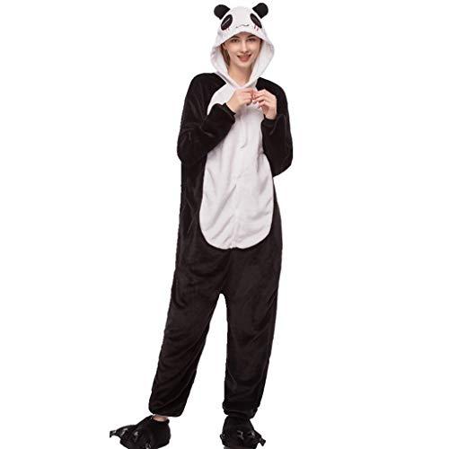 Top 10 Onesie Damen Kostüm Panda – Damen-Schlafanzug-Einteiler