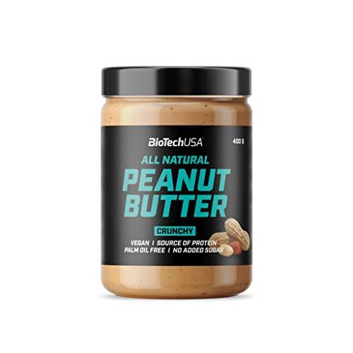 Top 6 crunchy Peanut Butter – Sportnahrung