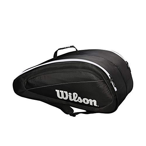Top 9 Tennistasche WILSON Schwarz – Tennistaschen