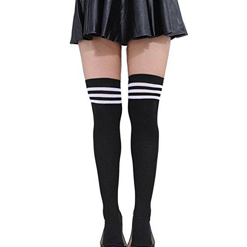 Top 10 Lange Socken Damen Schwarz Weiß – Tennissocken für Jungen