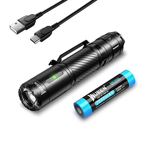 Top 10 Taschenlampe USB C – Taschenlampen