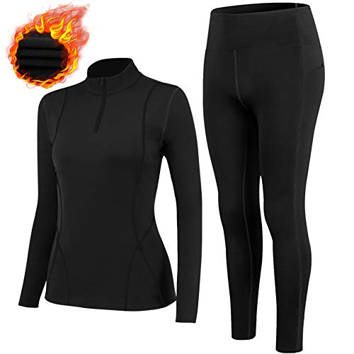 Top 10 Women's Thermal Underwear – Thermounterwäsche-Sets für Damen