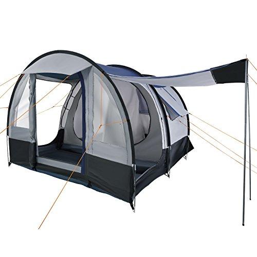 Top 9 Campingzelt mit Vordach – Tunnelzelte