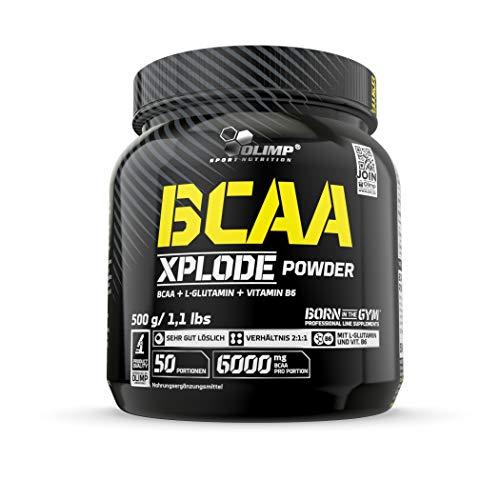 Top 9 Olimp BCAA Xplode powder – Verzweigtkettige Aminosäuren (BCAA)