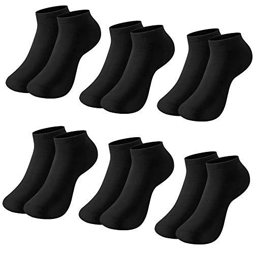 Top 10 Sneaker Socken Schwarz Damen 39-42 – Sportsocken für Damen