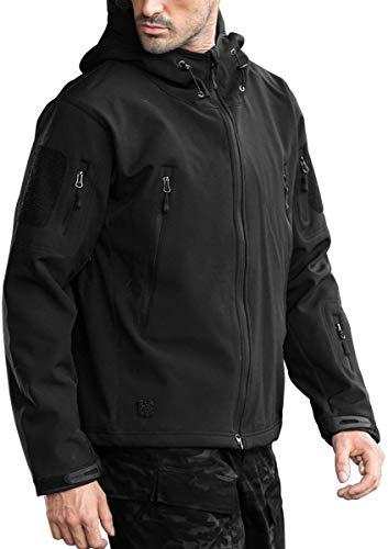 Top 10 Taktische Softshell Jacke – Sportjacken für Herren