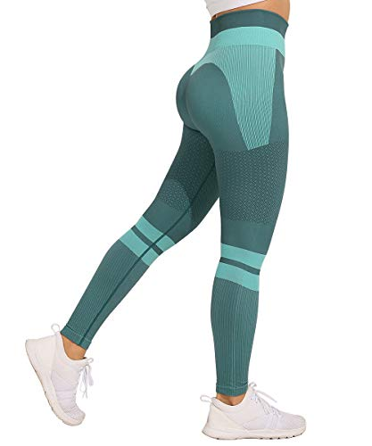 Top 10 Grüne Leggings Damen Blickdicht – Activewear-Strumpfhosen & Leggings Damen