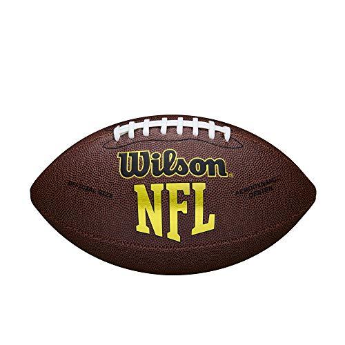 Top 10 Football BALL Leder Wilson – Lizensierte Footballs