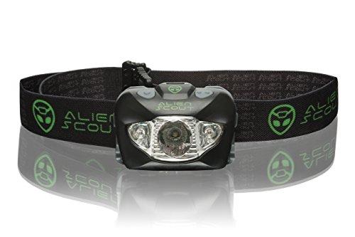 Top 9 Alien Scout – Stirnlampen