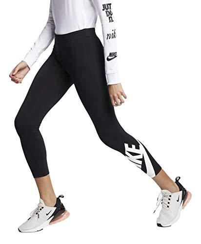 Top 3 Damen Leggings Schwarz Nike – Sportswear-Strumpfhosen & Leggings für Damen