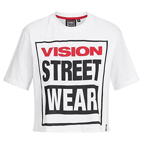 Top 8 Vision Street Wear – Sportswear-Shirts & Blusen für Damen