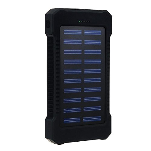 Top 10 Solar Power Bank – Handy-Solarladegeräte