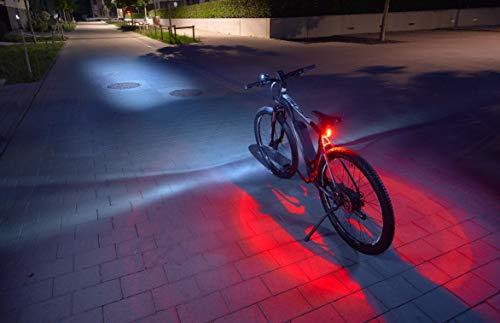 Top 10 Mangetal LED Fahrradlicht Set USB Aufladbar Wasserdicht – Fahrradlampensets