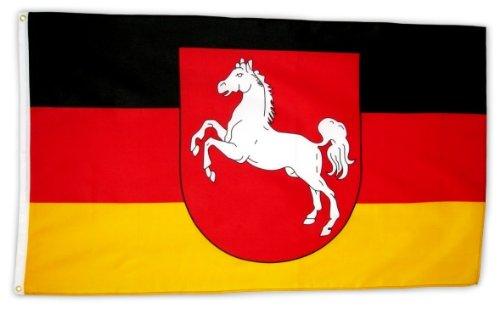 Top 9 Niedersachsen Flagge 90×150 – Flaggen