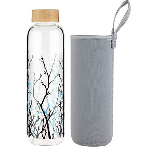 Top 9 Waterdrop Flasche Glas – Trinkflaschen