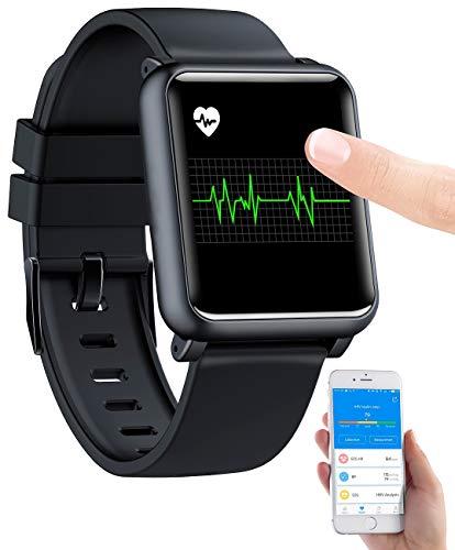 Top 10 Newgen Medicals Fitnessuhr – Fashion Smartwatches für Herren