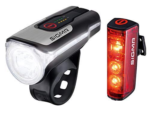 Top 10 SIGMA Aura 80 BLAZE Set – Fahrradlampensets