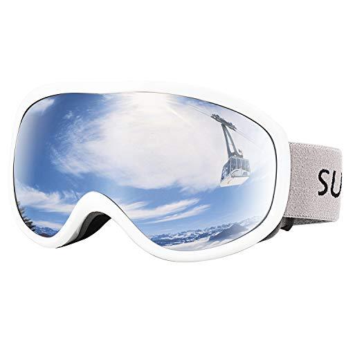 Top 10 Skibrille Weiß Damen – Skibrillen