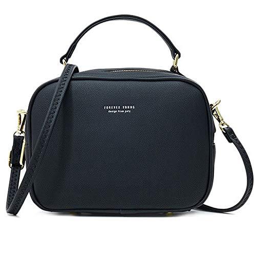 Top 10 Handtasche Schwarz Klein Leder – Damen-Umhängetaschen