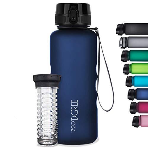 Top 10 720 Dgree Trinkflasche 1,5 – Kinder Wasserflaschen für die Schule