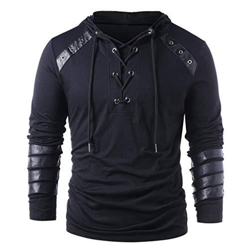 Top 10 Steampunk Hemd Herren – Sweatshirts & Kapuzenpullover für Herren