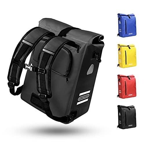 Top 10 Fahrradtasche mit Rucksackfunktion – Gepäckträgertaschen