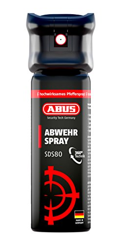 Top 4 CS Gas Spray – Pfefferspray & KO-Spray