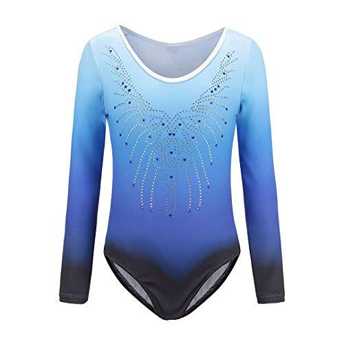 Top 10 Turnanzug Mädchen Blau – Tanzbekleidung