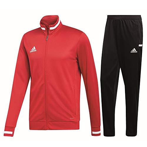Top 6 Adidas Trainingsanzug Herren schwarz rot – Fußball-Trainingsanzüge für Herren