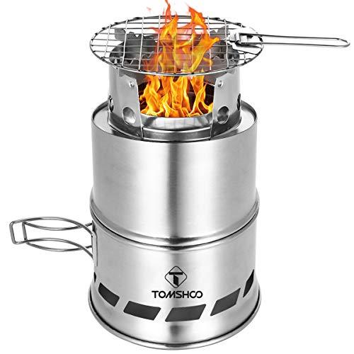 Top 10 Holzofen Klein zum Kochen – Campingkocher