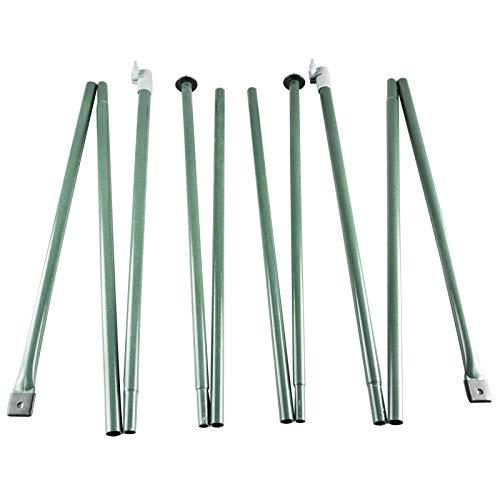 Top 10 Zeltstangen Stahl Set – Zeltstangen