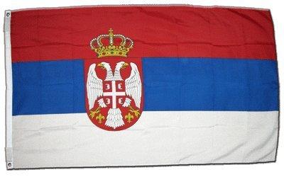 Top 9 serbische Flagge Groß – Flaggen