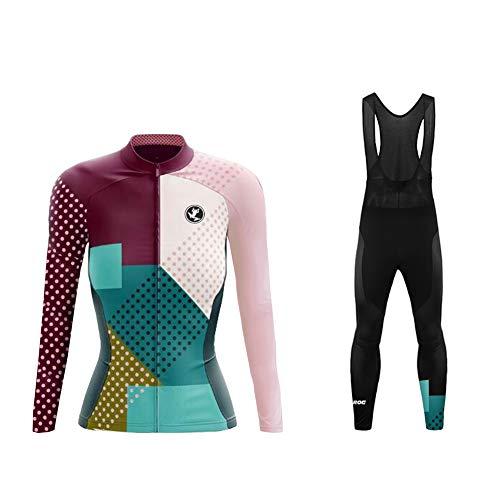 Top 10 Radtrikot Set Damen Lang – Radsport-Trikots & -Shirts für Damen