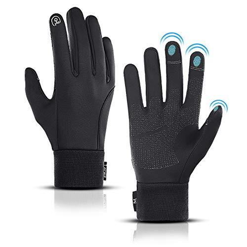 Top 10 Fahrradhandschuhe Wasserdicht Winter – Radsport-Handschuhe für Herren