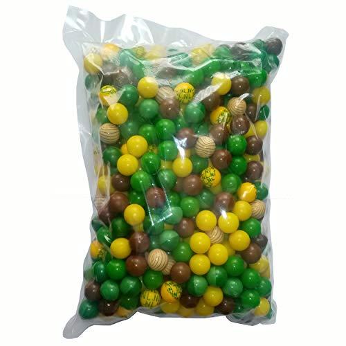 Top 2 Paintball Kugeln Cal 68 – Paintballs